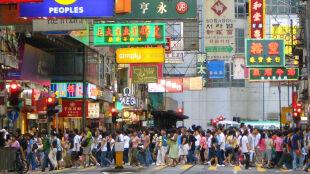 Fala gorąca zalewa Chiny
