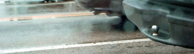 Kierowcy muszą liczyć się z opadami deszczu. Są jednak regiony, gdzie drogi będą suche
