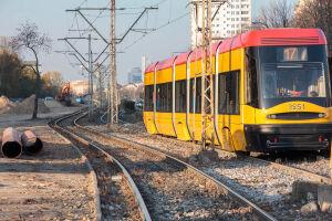 W sobotę tramwaje znikną z Wołoskiej