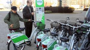 Miejski rower będzie kompatybilny z bemowskim