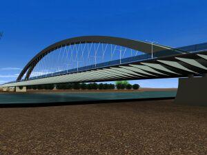 Węższy dojazd do mostu Krasińskiego? Urzędnicy są gotowi na ustępstwa