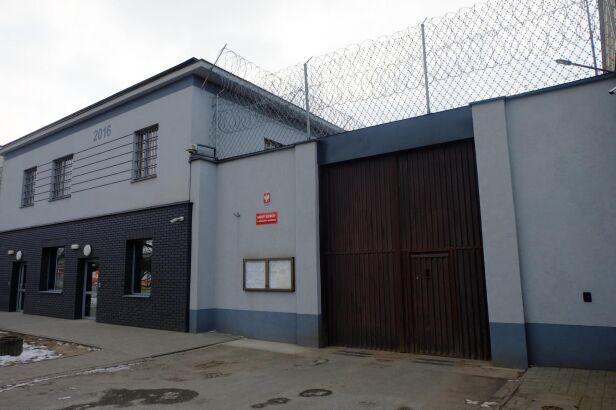 Areszt śledczy przy Kłobuckiej Służba Więzienna