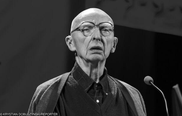 Zmarł prof. Bogusław Wolniewicz Krystian Dobuszynski/Reporter