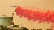 Pożary w Australii (PAP/EPA/SHANE CHALKER)