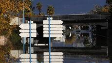 Powodzie we Francji (PAP/EPA/SEBASTIEN NOGIER)