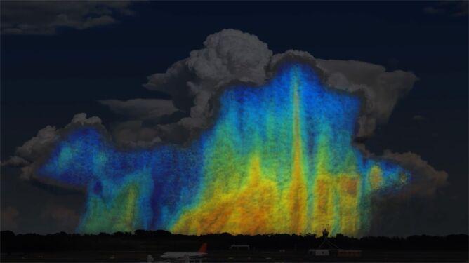 Badania kropel w chmurach pomogą zrozumieć burze