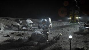 """""""Spacer po Księżycu to spełnienie marzeń"""". NASA przedstawiła członków misji Artemis"""