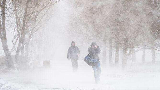 Prognoza pogody na dziś: <br />ryzyko wystąpienia zawiei śnieżnych